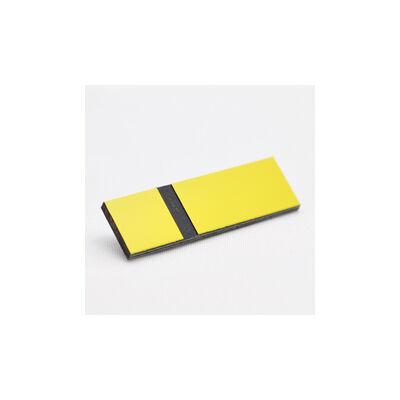 Gravoply Laser 0,8 mm sárga / fekete  (386)