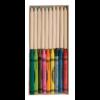 Ceruza és zsírkréta szett