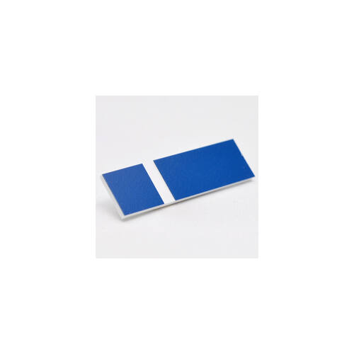 2-plex laser 1,5 matt kék / fehér