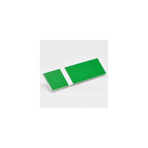 2-plex 1,6  Matt almazöld / fehér