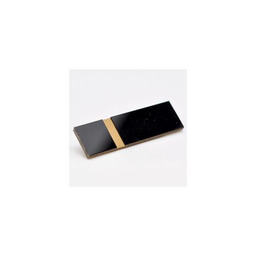 2-plex 1,6  Matt fekete / arany