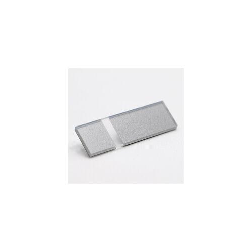 2-plex 1,6  Fényes átlátszó / ezüst szürke