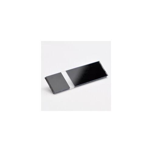 2-plex 3,2  Fényes átlátszó / fekete