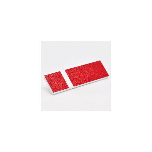 Texturált (173) 1,6 piros / fehér