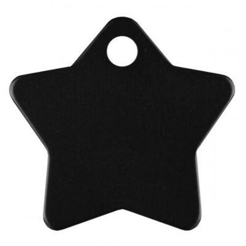 Nagy csillag fekete