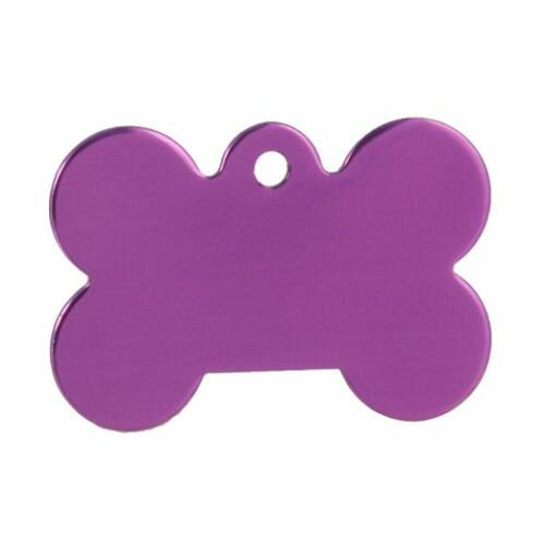 Kutyacsont kicsi lila