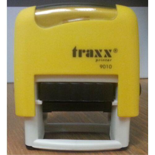 Traxx 9010 sárga
