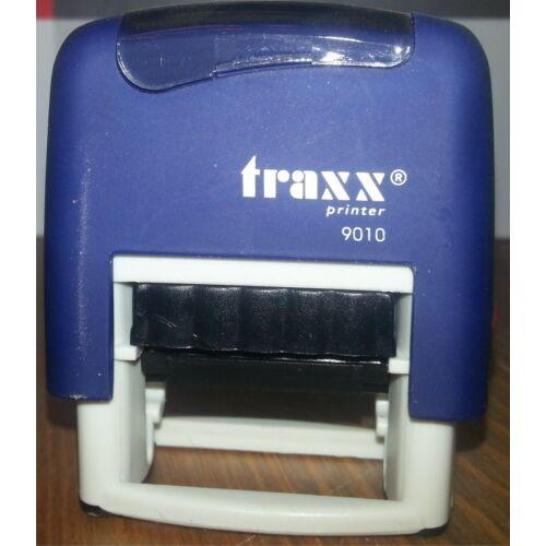 Traxx 9010 kék  9 x 26 mm