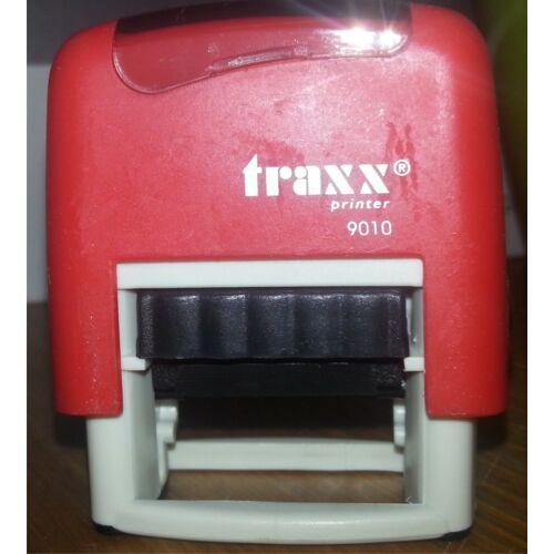 Traxx 9010 piros