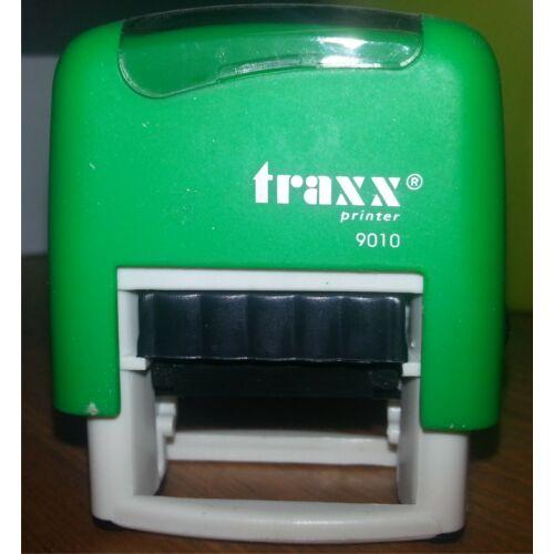 Traxx 9010 zöld