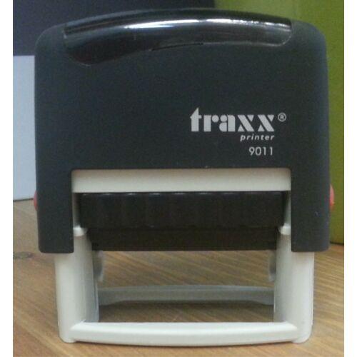 Traxx 9011 fekete
