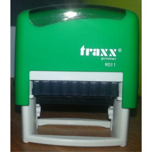 Traxx 9011 zöld