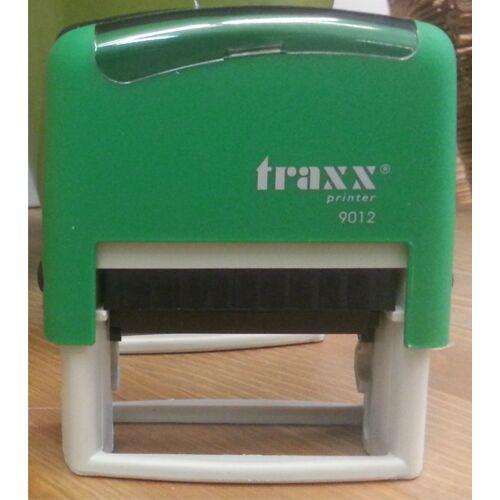 Traxx 9012 zöld