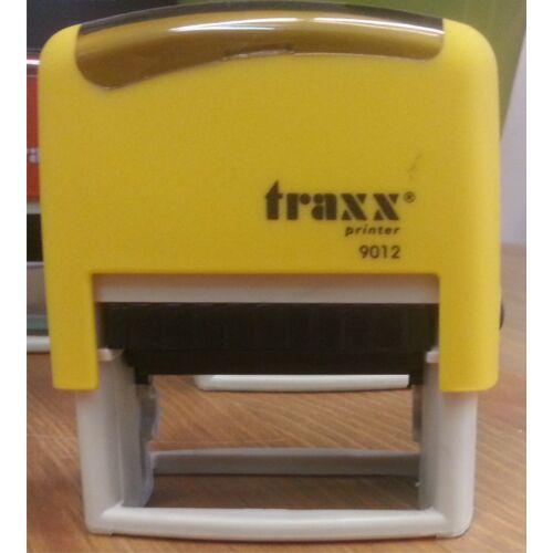 Traxx 9012 sárga