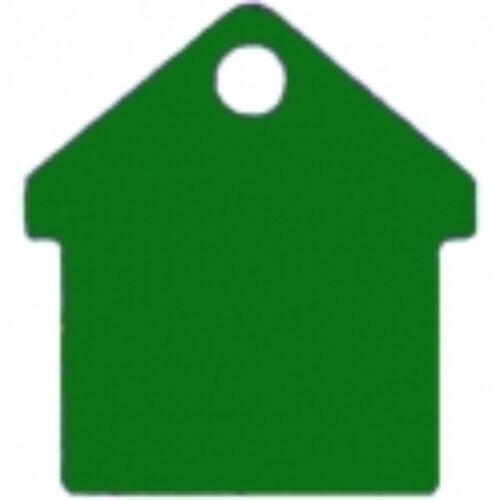 Házikó zöld