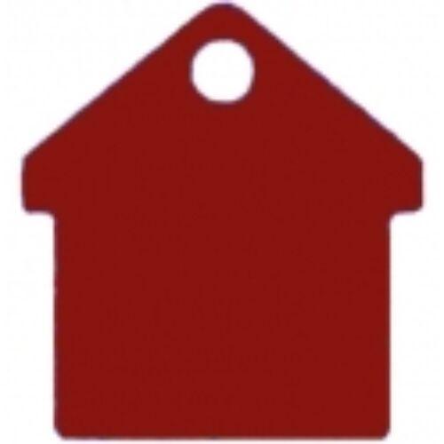 Házikó piros