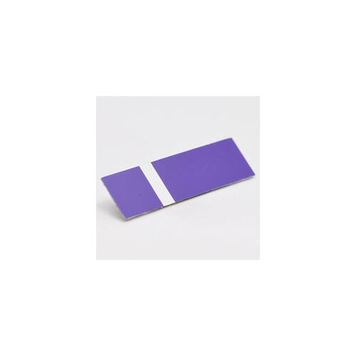 Gravoply Laser 0,8 mm viola / fehér (342)