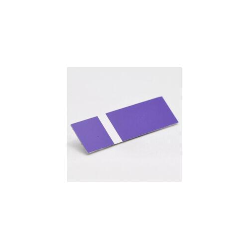 Gravoply Laser 1,3 mm viola / fehér  (342)