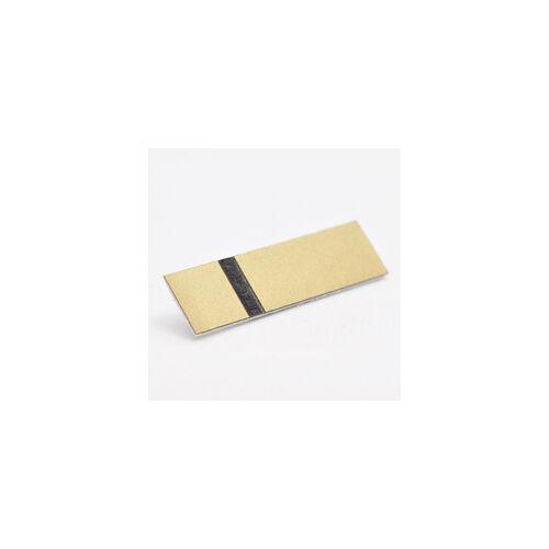 Gravofoil 0,2mm  arany / fekete (735)