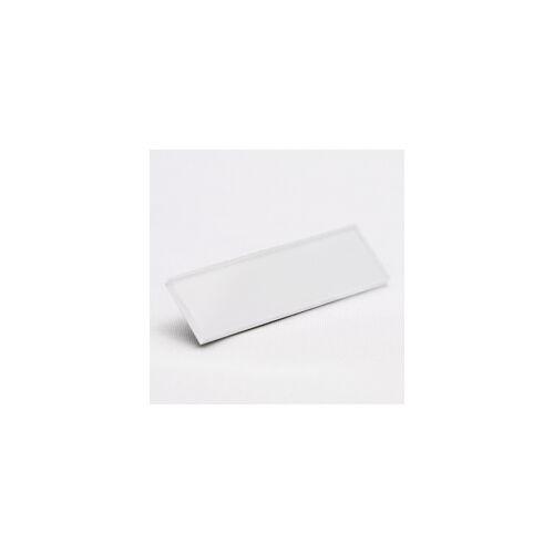 Gravoglas I. 1,5mm fehér áttetsző