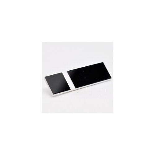 GRAVOPLY ULTRA (Gravolase) szatinált 2,4 mm fekete / fehér