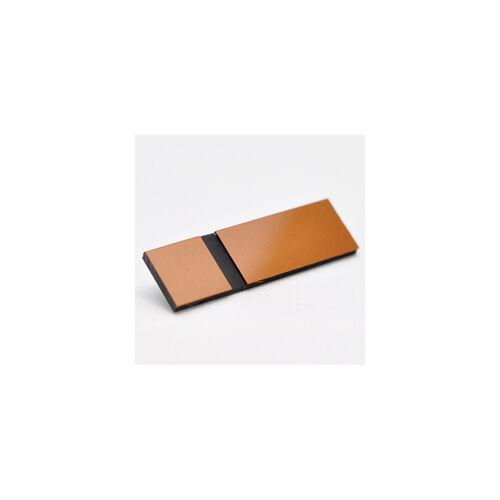 Gravolase Metalics 1,3 mm  szálrahúzott bronz / fekete (358)