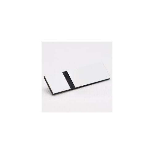 Hardtec laser 1,5 matt fehér/ fekete