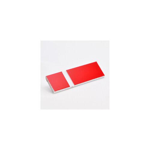 Gravoply II 2,4 mm Piros / Fehér (380)