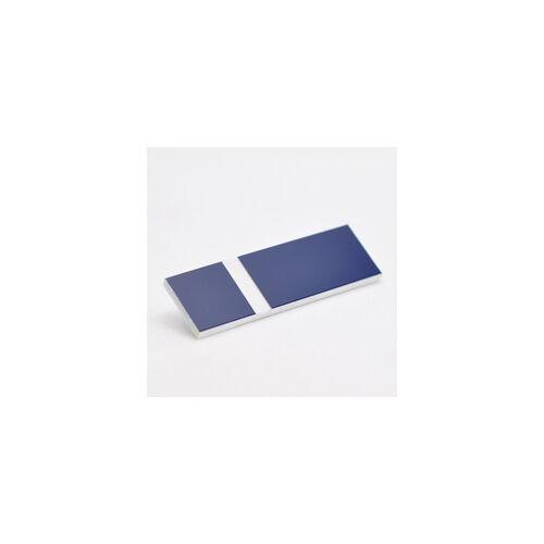 Gravoply Laser 1,6 mm légierő kék / fehér (361)