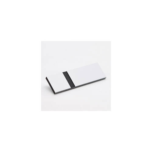 Gravoply II  1,5 mm Fehér / Fekete (372)