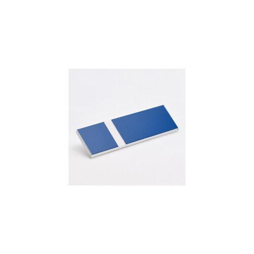 Gravoply II  2,4 mm kék /  fehér 610x610mm