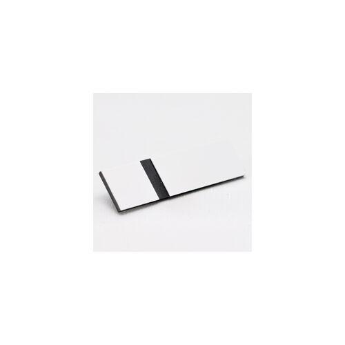 GRAVOPLY ULTRA (Gravolase) szatinált 1,6 mm fehér / fekete (312)
