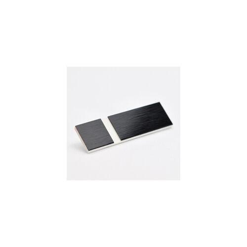 Gravoply Laser 1,3 mm  fekete/ fehér  (371)