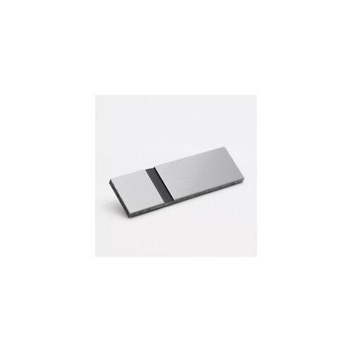 Gravoply I  2,4 mm Szürke ezüst / fekete