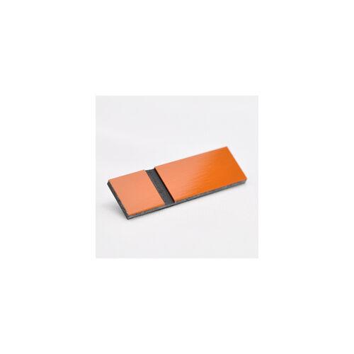 Gravoply Laser 0,8 mm narancssárga / fekete  (325)
