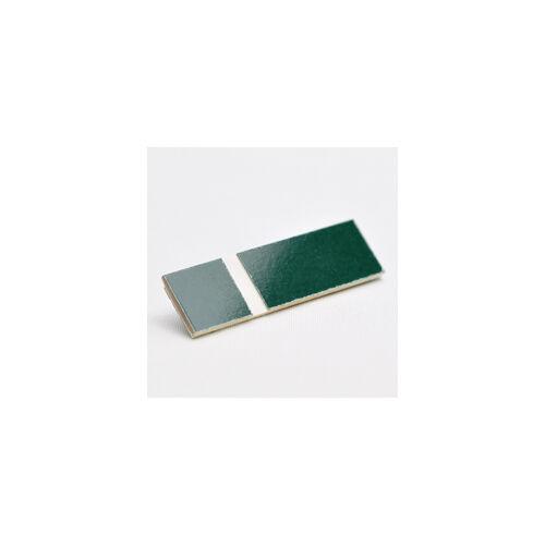 GRAVOPLY ULTRA (Gravolase) szatinált 1,6 mm erdő zöld / fehér