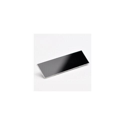 Alutech fényes 1,5mm fekete 1000x500