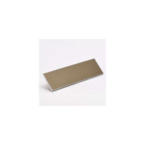 Alutech matt 4,0mm sötét bronz 1000x500