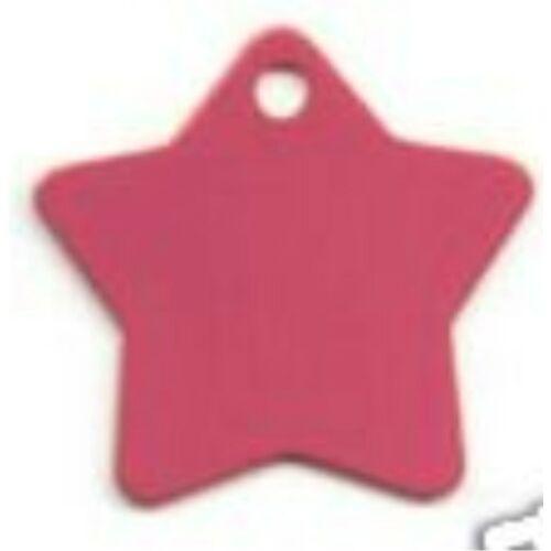 Nagy csillag rózsaszín