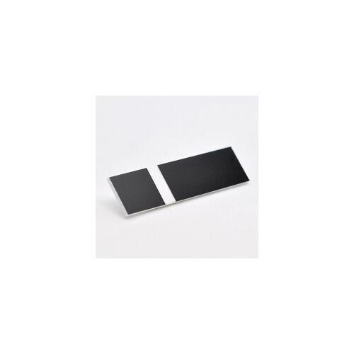 Gravoply Laser 0,8 mm fekete / fehér  (371)