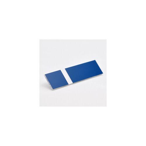 Gravoply Laser 0,8 mm kék / fehér  (374)
