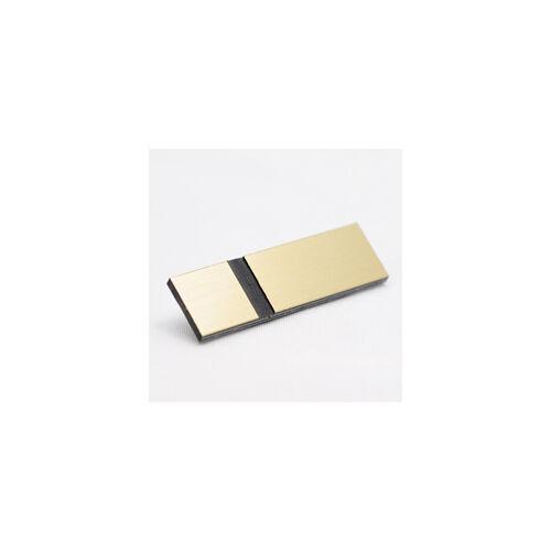 Flextec szállrahúzott matt arany / fekete
