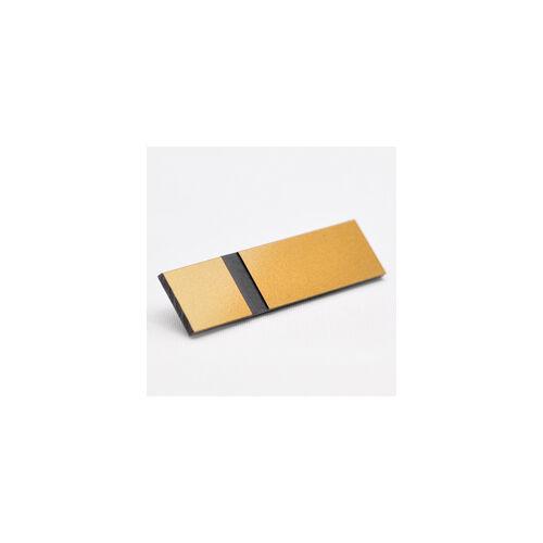 Metallex 2,4 mm óarany/ fekete (335)