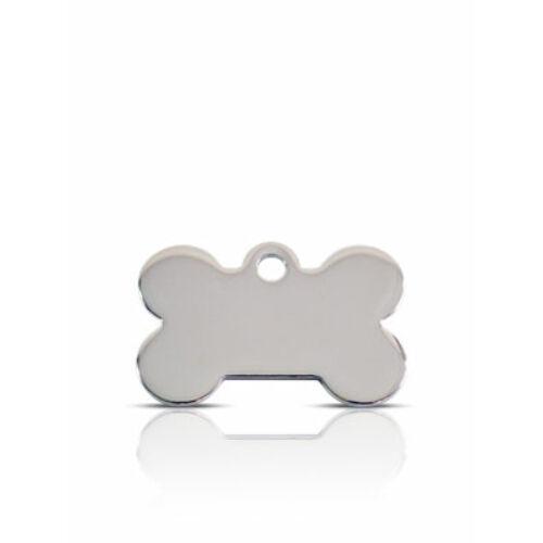 Kutyacsont kicsi ezüst