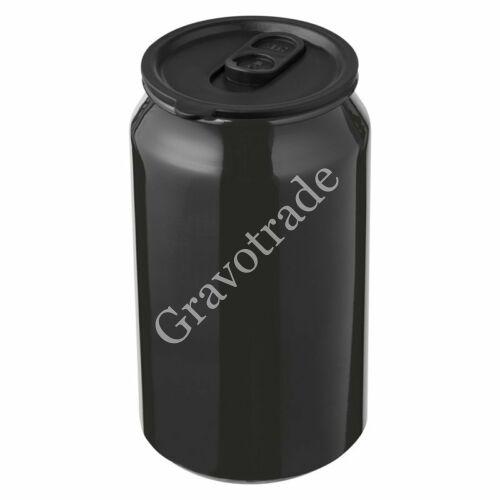 Dobozos ital alakú ivópalack fekete