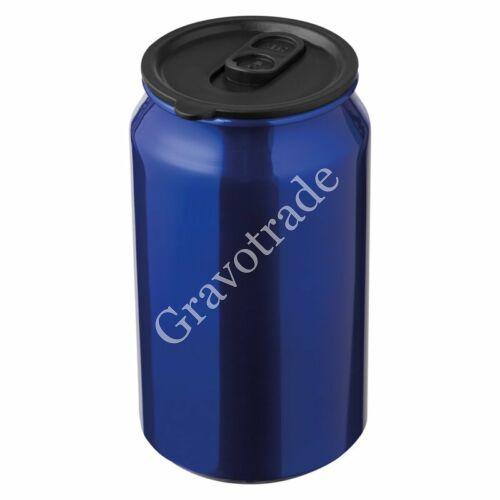 Dobozos ital alakú ivópalack kék