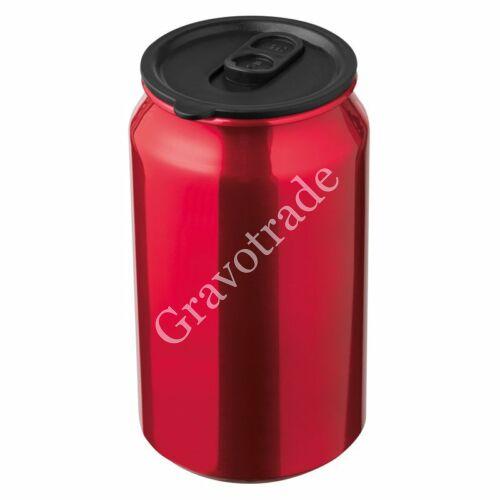 Dobozos ital alakú ivópalack piros