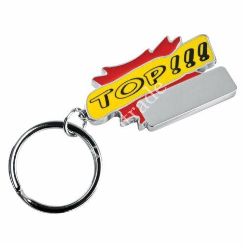 """""""Top!"""" Kulcstartó piros"""