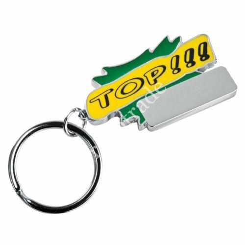"""""""Top!"""" Kulcstartó zöld"""