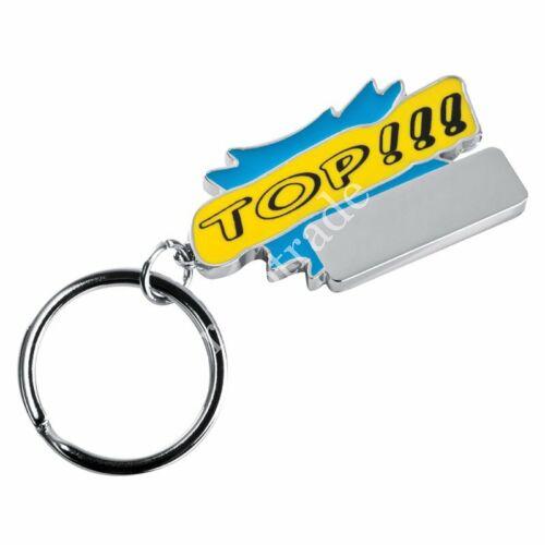 """""""Top!"""" Kulcstartó világoskék"""
